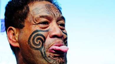 tattoo tribal maori