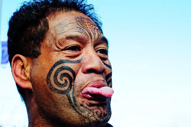 tattoo tribal maori