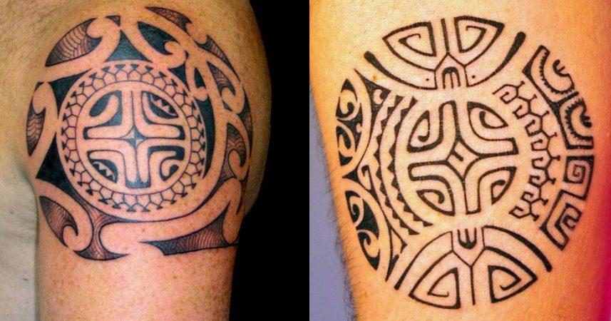 Cruz marquesa maori