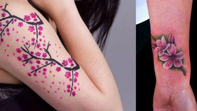 significado de los tatuajes de sakura