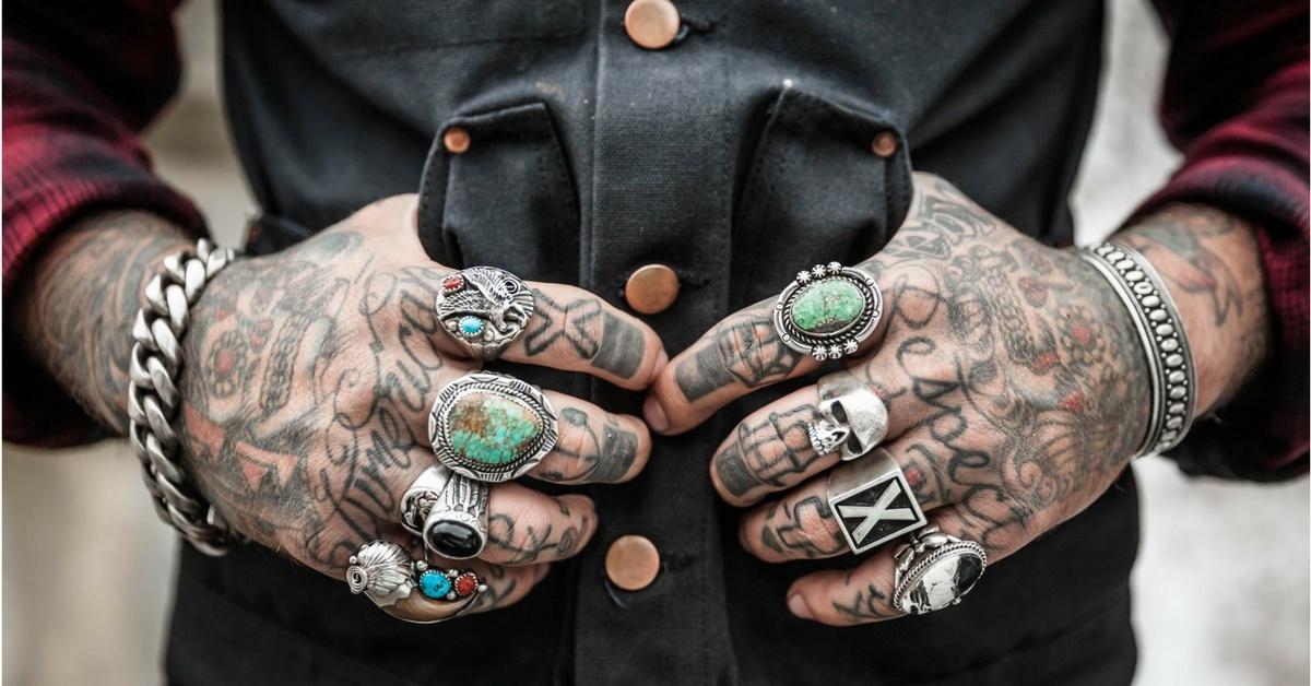 simbolos en los tatuajes